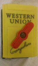 Antique Western Union Call Box 8A