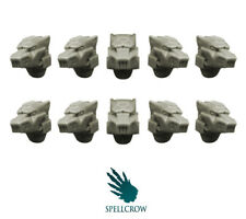 SPELLCROW Wolves Helmets BITS 28mm COMPATIBLE SPACE KNIGHTS MARINES KIT BASH PDT