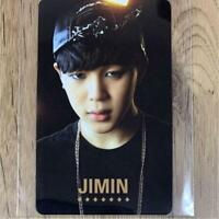 BTS Bangtan JIMIN No More Dream NMD Japan Limited Official Photo Card