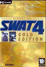 SWAT 4: Gold Edition PC BRAND NEW SEALED