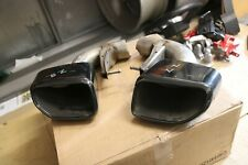 GENUINE OEM BMW X3 G01 EXHAUST TIPS M40D M40I PERFORMANCE 7438110 (PAIR)
