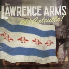 The Lawrence Arms - Oh Calcutta! LP - Punk Vinyl Album - SEALED NEW Record + DL