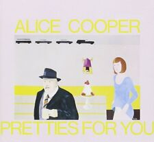 Alice Cooper Pretties For You CD NEW SEALED Digitally Remastered