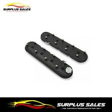 HO241-91 Holley Aluminum Chev LS Rocker Covers