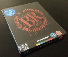 STEELBOOK BLU RAY BATTLE ROYALE SOLD OUT LIMITED TO 4000 COPIES NEW//NEUF