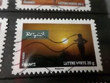 FRANCE 2013, timbre  AUTOADHESIF 812, RALLYE AICHA VOITURES oblitéré, VF STAMP
