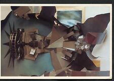 C1980's Art Card Triumph Ensued Metalmorfission Gay Gower, Gillingham, Kent