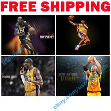 Kobe Bryant Los Angeles Lakers Memorabilia Flag 2020 NBA Fan Flag Banner 3X5 ft