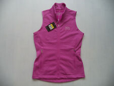 Womens NIKE golf top Sz S thermal vest Rock Barn Golf and Spa resort NC pro NWT