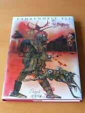 Ray Bradbury     ' Fahrenheit 451 '   Signed 50th Anniversary Limited Edition.