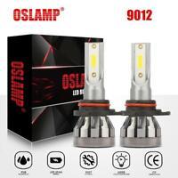 9012 1500W 225000LM LED Headlight Kit High Low Beam Bulb Power Bright 6000K