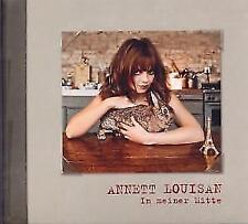 CD Album In meiner Mitte von Annett Louisan Digipack NEUWARE IN FOLIE SCHNELL