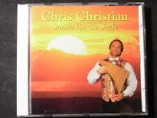 """CD-Chris Christian-Sole per l'anima """"perfetto!"""""""