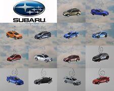 Subaru WRX STi Crosstrek XV Forester Outback BRZ Ascent Christmas Ornament