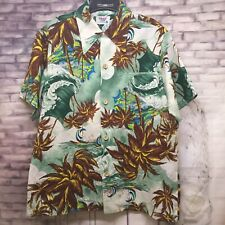 971e276f Rockabilly Short Sleeve Floral Casual Shirts for Men for sale | eBay