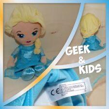 Peluche Poupée Elsa - La reine des neiges - Disney - Ref C15