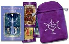 Sensual Wicca Tarot - Deluxe - With Cards, Instruction, and Satin Bag