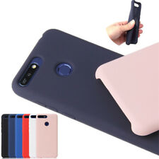 For Huawei Y9 2019 Y5 Y7 Y6 Prime 2018 Soft Gel Shockproof Protective Case Cover