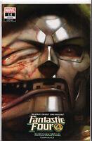 FANTASTIC FOUR #14 DR. DOOM IMMORTAL VARIANT COMIC BOOK ~ Marvel Comics