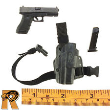 Skipper Task Force Spectre - Pistol w/ Holster - 1/6 Scale - E S Action Figures