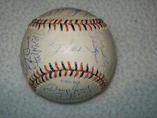 1992 NATIONAL LEAGUE ALL STAR TEAM AUTOGRAPHED SIGNED BASEBALL 29 PLAYERS!!