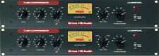 Grove Hill Audio STEREO PAIR of Liverpool Tube Compressors