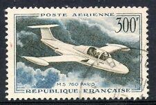 STAMP / TIMBRE FRANCE OBL. POSTE AERIENNE N° 35 MORANE SAULNIER