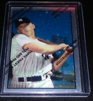 1997 Topps Chrome Mickey Mantle  #59 with Coating NY Yankees MINT!!