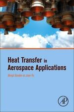 Heat Transfer in Aerospace Applications by Bengt Sunden and Juan Fu (2016,...