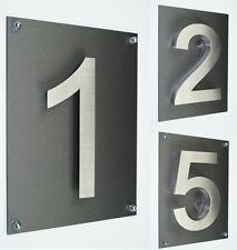 hausnummern aus acryl g nstig kaufen ebay. Black Bedroom Furniture Sets. Home Design Ideas