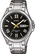 Casio Silver Strap Wristwatches