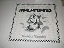 MALARIANS - GUAQUI TANEKE - LP 1991 MARATHON RECORDS  MADE IN SPAIN - SKA - RARE