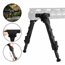 6-8In Tactical Rifles Tripod Outdoor Light Stable Stand M-Lok For Hunting Bipod