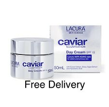Lacura Caviar Illuminating Luxury Day Cream Anti Ageing SPF15 , 50 ml