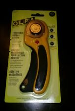 OLFA ERGONOMIC ROTARY CUTTER 45mm NEW IN PACKAGE