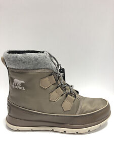 Sorel Women's Explorer Carnival, Waterproof Snow Booties, Size 9.5M.
