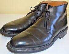 Mismatch! Crockett & Jones Chepstow Black Chukka Boots Size US 9 D UK 8 .5 E