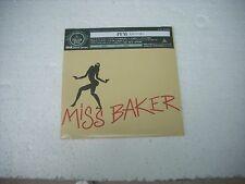 PREMIATA FORNERIA MARCONI / MISS BAKER  JAPAN CD MINI LP