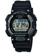 Casio Solar Powered Digital Midsize Sports Watch Stls300h-1a
