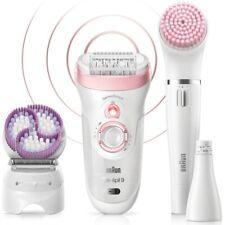Braun Silk-epil 9-975 BS SensoSmart Epilierer für Gesicht+Körper Beauty-Set