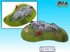 "Gelände abgerundeter Hügel  ""Fels II""! Scenery rounded hill rock 2!"