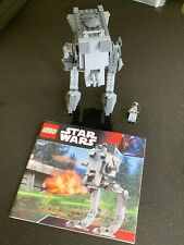 Lego Star Wars 7657 AT-ST 30th Anniversary Set Complete with Instructions