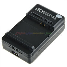Battery Charger for Sony Cyber-shot DSC-W620 DSC-W630 DSC-W650 DSC-W690 Camera