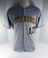 Juan Nicasio GAME USED JERSEY Pittsburgh Pirates XL Sz 48 MLB Authentic Baseball