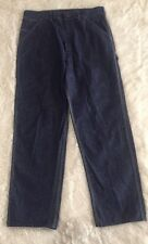 Sears Perma-Prest Vintage Selvedge Carpenter Style Jeans Mens 38x32 Dapper Retro
