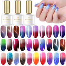 BORN PRETTY 6ml Thermal Gel Color Changing UV Gel Nail Polish  Salon