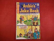 Archie's Joke Book # 207 ~ April 1975 ~ Near Mint