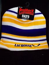 Lacrosse Beanie Hat Winter Ski Cap apparel Clothing Lax