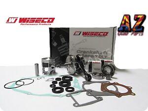 Yamaha Blaster Heavy Duty WISECO Crank Crankshaft Coated Piston Seals Gasket Kit