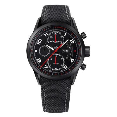 Raymond Weil - Freelancer, Chronograph Tachymeter Automatic Watch - 7730-BK05207